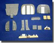 CMK Czech Master  1/48 CH-47 Chinook - Interior set for Italeri CMK4203