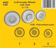 Douglas A-26 Invader Wheels Late Type* #CMK4422