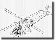 CMK Czech Master  1/72 AH-64A - interior set CMK7059