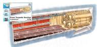 CMK Czech Master  1/72 German U-Boat Type IX C Front Torpedo Section for RVL CMK72011