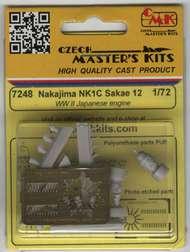 CMK Czech Master  1/72 áNakajima NK1C Sakae 12 WWII Japanese engine CMK7248