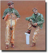 CMK Czech Master  1/32 US Army mechanics WWII CMKF32091