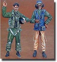 CMK Czech Master  1/32 Modern US Navy Pilot and Mechanic CMKF32092