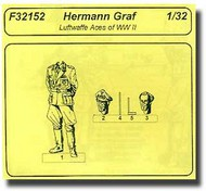 CMK Czech Master  1/32 Luftwaffe Aces H. Graf CMKF32152