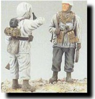 CMK Czech Master  1/35 German Infantry 2 Figs CMKF35002