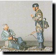 CMK Czech Master  1/35 German Paratroops 2 Figs CMKF35003