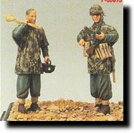 CMK Czech Master  1/35 German Tank Hunters, 2 Figs CMKF35013