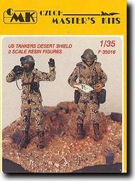 CMK Czech Master  1/35 US Tank Crew/ Desert Shield CMKF35016