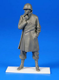 CMK Czech Master  1/35 US WWII Sodier w/winter coat and an M1 rifle - Belgium 1944 CMKF35287