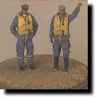 CMK Czech Master  1/48 German Pilots WWII Battle of Britan CMKF48017