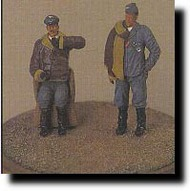 CMK Czech Master  1/48 German Pilots Winter WW II CMKF48018