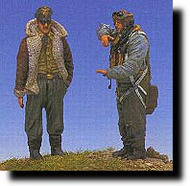 CMK Czech Master  1/48 US Fighter Pilots 2 Figs. WW II CMKF48023