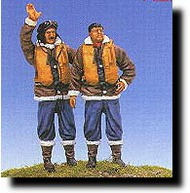 CMK Czech Master  1/48 RAF Fighter Pilots 2 Figs. WW II CMKF48024