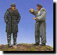 CMK Czech Master  1/48 German Pilot & Officer 2 Figs., WW I CMKF48025