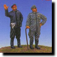 CMK Czech Master  1/48 German Pilot & Mechanic 2 Figs. WW I CMKF48026