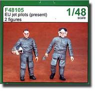 CMK Czech Master  1/48 EU Jet Pilots (Modern) CMKF48105