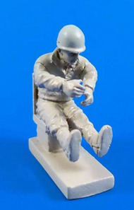 US Driver WWII for CMK Weasel kit #CMKF48310