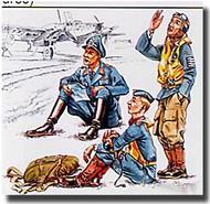 CMK Czech Master  1/72 German Pilots at Rest WW II CMKF72112