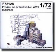 CMK Czech Master  1/72 Proviant set for field kitchen CMKF72128