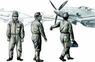 CMK Czech Master  1/72 Japanese Army AF Mechanics, WW II (3 fig.) CMKF72290