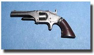 CMK Czech Master  1/4 Smith & Wesson Model No. 1 Second Issue CMKGR001