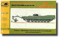 CMK Czech Master  1/87 M-1 Panther II Detection and Clearing CMKHOV018