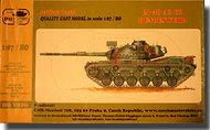 CMK Czech Master  1/87 M48 A2 G2 Bundeswehr CMKHOV020