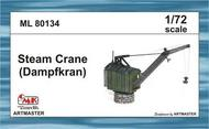 CMK Czech Master  1/72 Steam crane CMKML80134