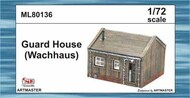 CMK Czech Master  1/72 Guard house CMKML80136