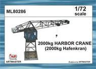 CMK Czech Master  1/72 Harbor Crane CMKML80286