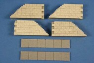 CMK Czech Master  1/72 Stairs and corners CMKML80300
