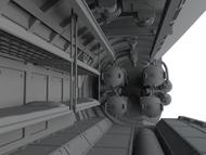 CMK Czech Master  1/72 U-Boot IX Front Torpedo Section for REV CMKN72011