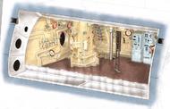 CMK Czech Master  1/72 U-Boot IX Command Section for REV CMKN72014