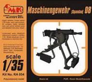 CMK Czech Master  1/35 WWII German Machine Gun Maschinengewehr(Spand CMKRA054