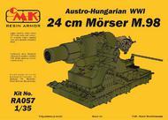 CMK Czech Master  1/35 Austro-Hungarian WWI 24 cm M÷rser M.98 CMKRA057