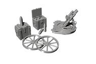 CMK Czech Master  1/72 German WWI 7.58 cm Leichter minenwerfer n/A-all resin kit CMKRA059