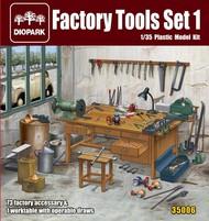Diopark  1/35 Factory Tool Set Part 1 DIO35006