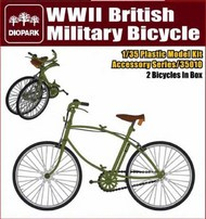 WWII British Military Bicycle (2) (Re-Issue) #DIO35010
