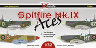Supermarine Spitfire Mk.IX Aces #DKD32006