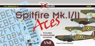 Supermarine Spitfire Mk.I/II Aces #DKD48018