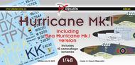 hawker Hurricane Mk.I/Sea Hurricane Mk.I #DKD48024