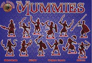 Dark Alliance  1/72 Mummies PAL72045