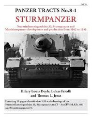 Panzer Tracts No.8-1 Sturmpanzer #PZT81