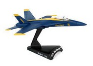 DARON COLLECTIBLES  1/150 F/A18C Hornet Blue Angels Aircraft DWT53381