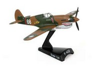 DARON COLLECTIBLES  1/90 P40 Warhawk Hells' Angel Aircraft DWT53541