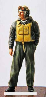 Dartmoor Military Models  1/32 Collection - WWII: USAAF Pilot in flying uniform CSA32A-005