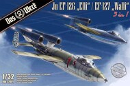 Das Werk  1/32 Ju EF-126 'Elli' / EF-127 'Walli' (3 in 1) JULY 2020 - Pre-Order Item DW32001