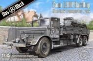Das Werk  1/35 Faun L900 Hardtop 9-ton Tank Transporter Truck - Pre-Order Item DW35001