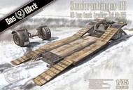 Das Werk  1/35 Sonderanhanger 115 - 10ft Tank Trailer Sd.Ah. 115 DW35002