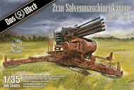 2cm Salvenmaschinenkanone SMK 18 - Typ 2 #DW35005